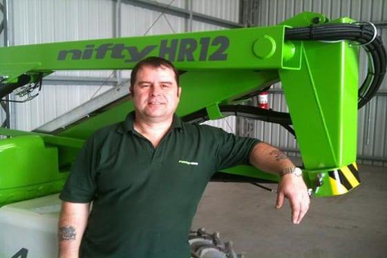 Niftylift Gareth Williams