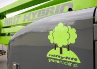 HR17 Hybrid 4x4 EWP Niftylift