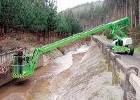 HR21 4x4 Elevated Work Platform Niftylift
