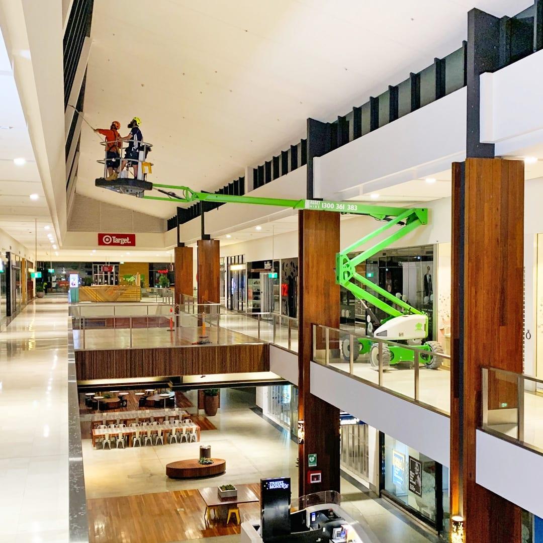 Asset HR17 shopping centre
