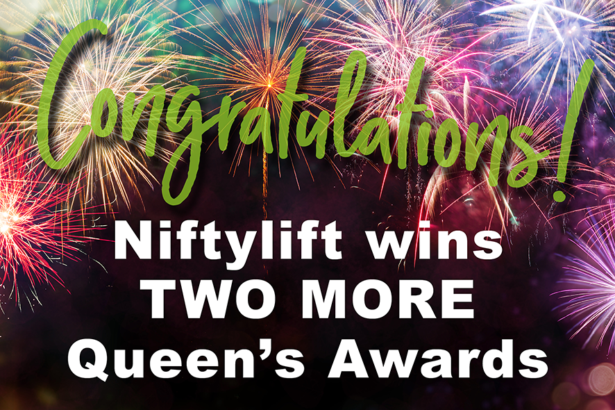Two MORE Queens awards 2019